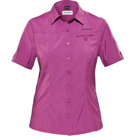 Schöffel Romana UV - T-shirt manches courtes Femme - rose
